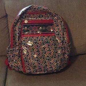 Vera Bradley Frill Backpack